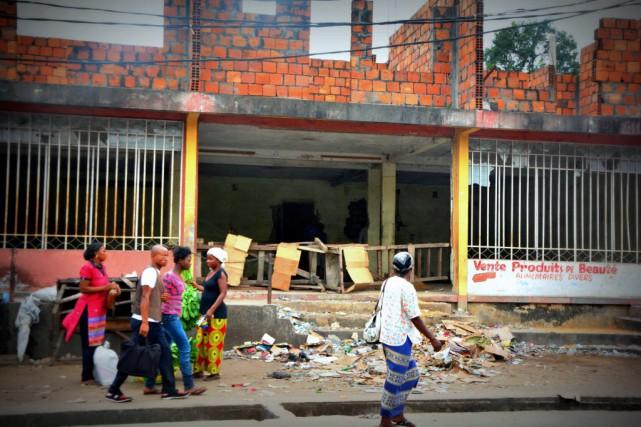 «La situation ne fait qu'empirer», déplore Ocha, d'autant... (PHOTO PAPY MULONGO, AFP)