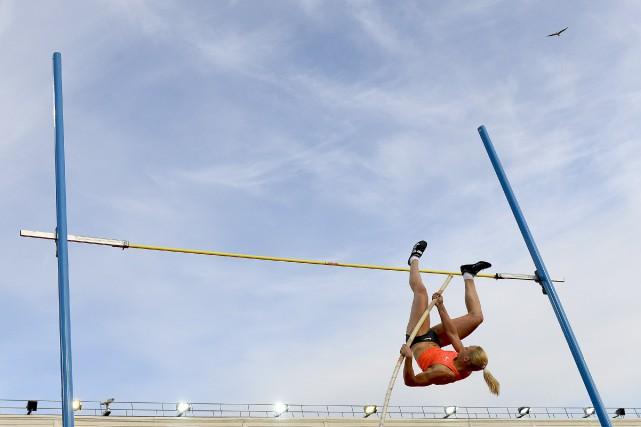 Citant les chiffres de l'Agence mondiale antidopage, l'IAAF... (PHOTO ARCHIVES AFP)