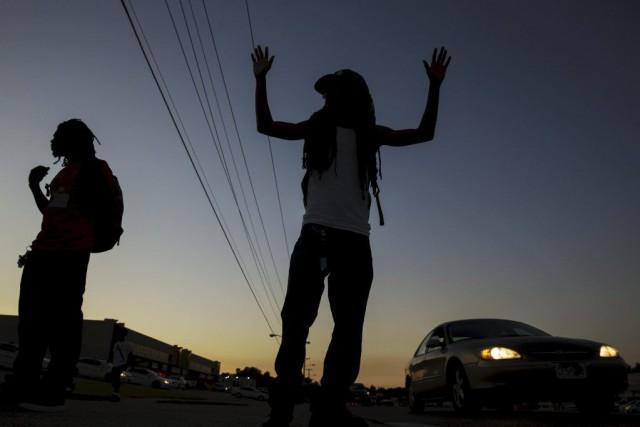 Des deux hommes ont pris part à une... (PHOTO LUCAS JACKSON, REUTERS)