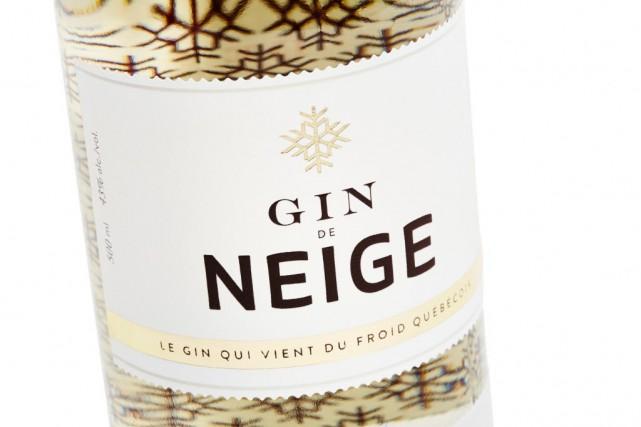 Comme tous les gins, celui de la Face... (Photo fournie par la Face cachée de la pomme)