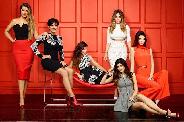 Keeping Up With The Kardashians...