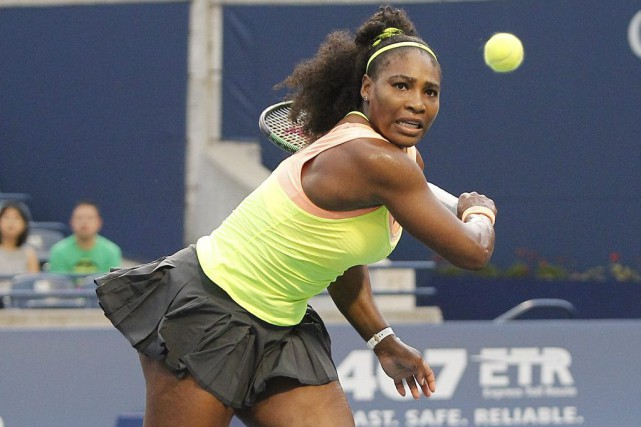 Serena Williams... (Photo John E. Sokolowski, USA TODAY)