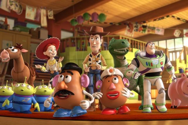 John Lasseter, le directeur créatif des studios Disney et Pixar, a avoué... (Photo d'archives)