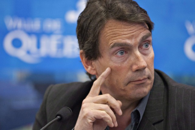 Pierre Karl Péladeau... (Photo archives PC)