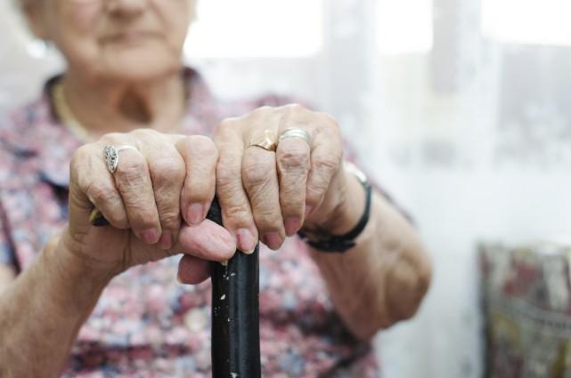 Dans un Centre hospitalier de soins de longue durée (CHSLD) de Sherbrooke,... (123RF)