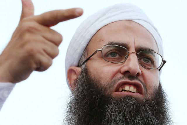 Ahmad al-Assir doit sa notoriété à ses diatribes... (Photo Hassan Ammar, archives AP)