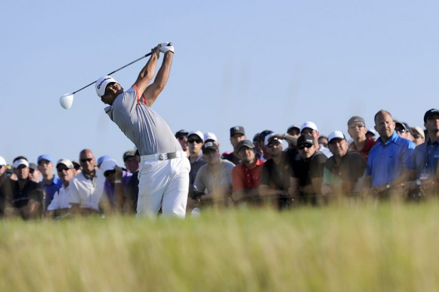 Jason Day... (Photo Thomas  J. Russo, USA TODAY)