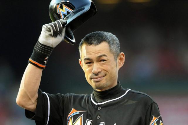 Ichiro Suzuki... (Photo Bill Boyce, AP)