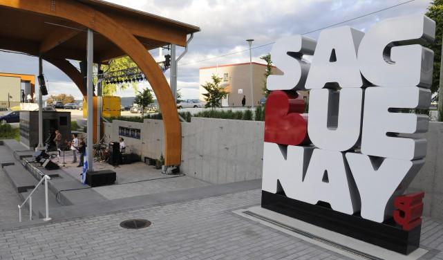 De nouvelles sculptures à l'effigie de Saguenay devraient... (- archives Le progrès-dimanche, Mariane L. St-Gelais)