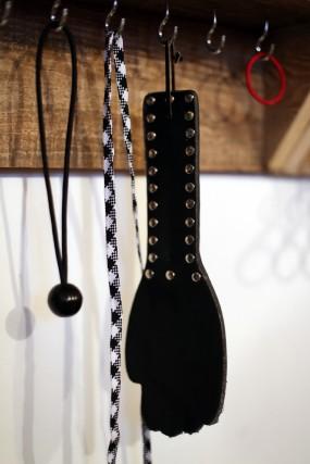 La culture BDSM ne date pas d'hier. Toutefois, l'essor des médias sociaux a... (Photo Alain Dion)