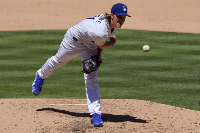 Zack Greinke... (Photo Mark J. Terrill, AP)