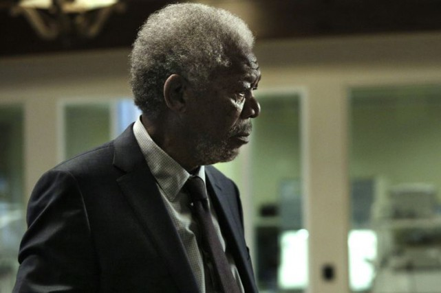 Morgan Freeman... (Photo: fournie par Universal Pictures)