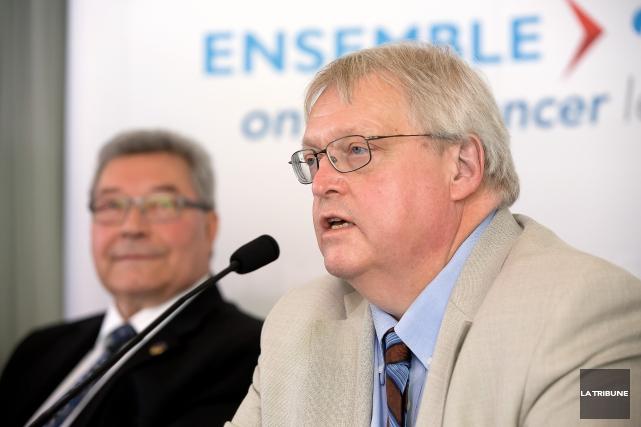 Le ministre de la Santé Gaétan Barrette ne passe pas par quatre chemins quand... (ARCHIVES LA TRIBUNE)