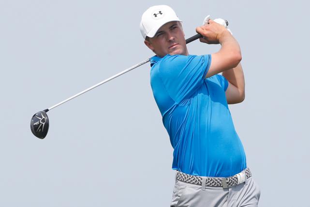 Deuxième au Championnat de la PGA dimanche, Jordan... (Photo Brian Spurlock, USA Today)
