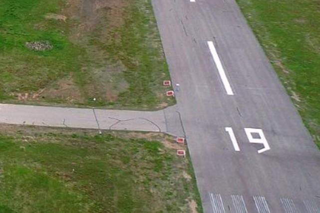 Le Bureau de la sécurité des transports du Canada enquête sur une sortie de... (Photo d'archives : rccanada.ca)