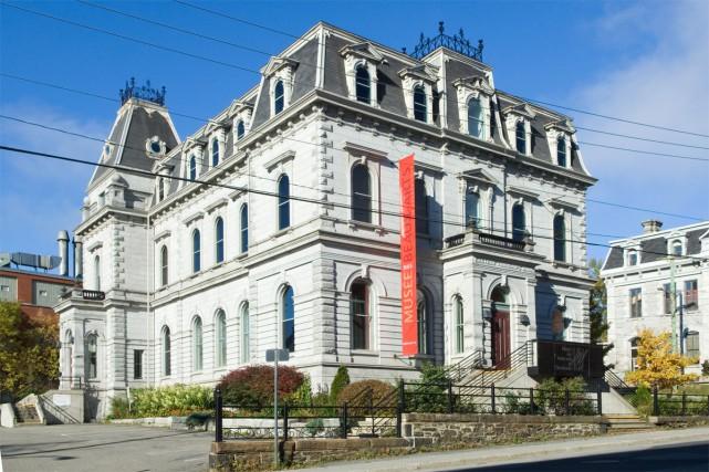 Le Musée des beaux-arts de Sherbrooke... (PHOTO FOURNIE PAR LE MUSÉE DES BEAUX-ARTS DE SHERBROOKE)