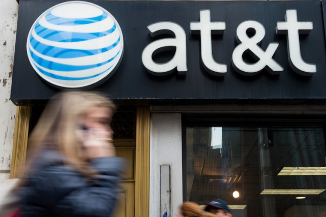 Les Nations unies vont prendre contact avec le géant américain des télécoms... (PHOTO BLOOMBERG)