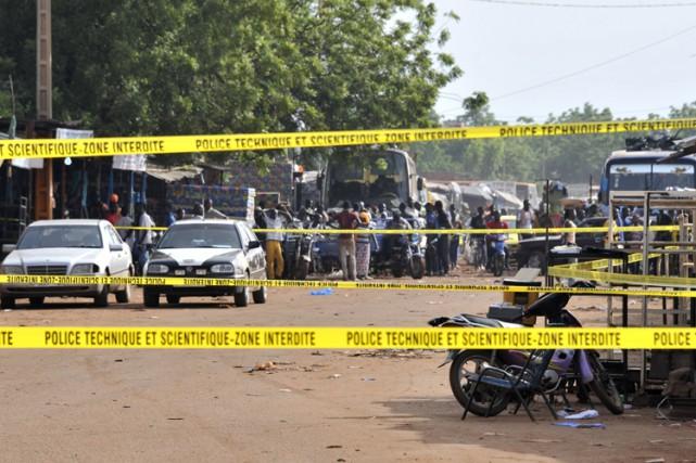 L'ONU a annoncé l'établissement à compter de mardi d'une «zone de sécurité»... (PHOTO AFP)