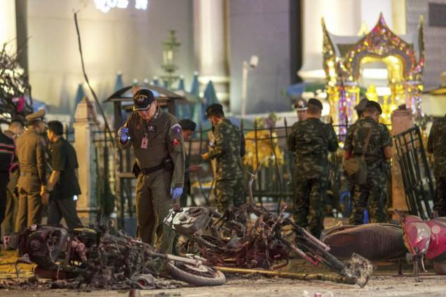 Parmi les victimes figuraient plusieurs étrangers, nombreux à... (Photo Reuters)