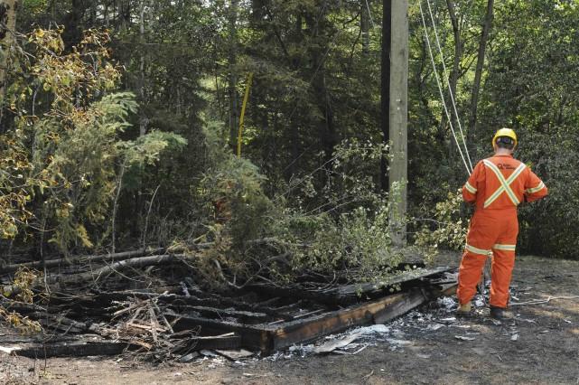 La Sécurité publique de Saguenay (SPS) est incapable...