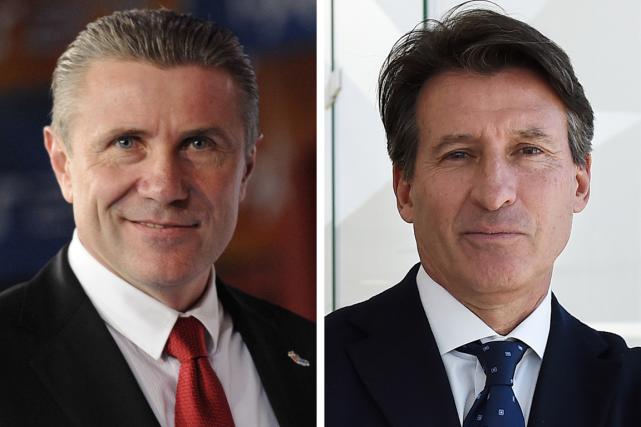 Les deux candidats à la présidence de la... (Photos AFP)