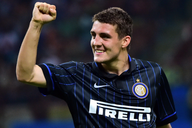 Mateo Kovacic... (Photo Giuseppe Cacace, archives AFP)