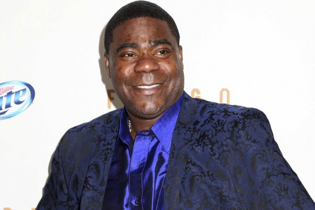 Tracy Morgan...