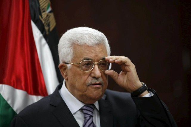 Le président palestinien Mahmoud Abbas... (Photo Mohamed Torokman, Reuters)