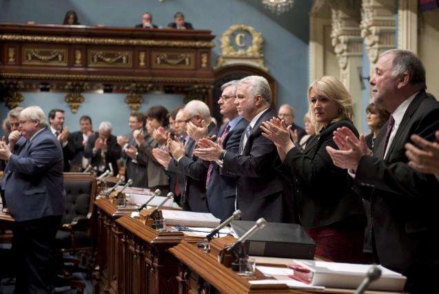 Le député péquiste François Gendron estime que les... (Archives La Presse Canadienne)