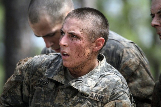 La formation de la Ranger School a été... (PHOTO AP)