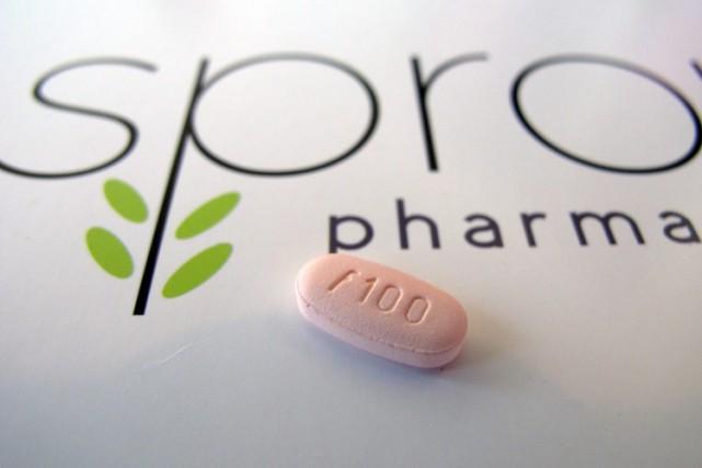 Le premier «Viagra» féminin destiné aux patientes non ménopausées souffrant... (PHOTO AP)