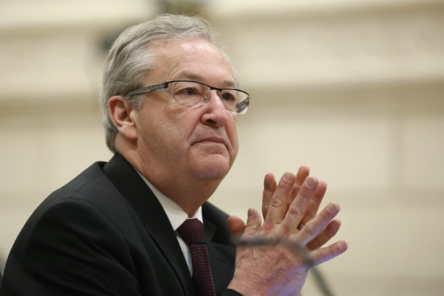 Le directeur général d'Élections Canada, Marc Mayrand.... (PHOTO REUTERS)