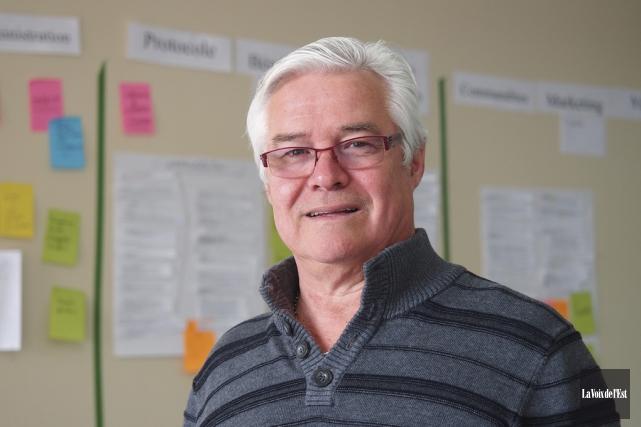 Le directeur du COJEM, Paul Côté, devrait quitter... (photo archives La Voix de l'Est)