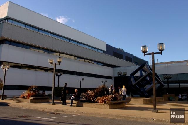 L'Université du Québec à Trois-Rivières.... (Photo: François Gervais)