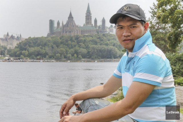 Leo Zhong représentera le Venezuela.... (Patrick Woodbury, LeDroit)