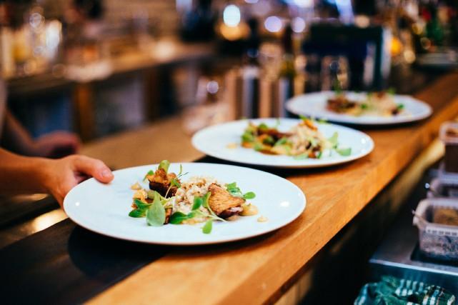 Chaque année, la grande famille du festival de cuisine Omnivore s'agrandit et... (Photo Mickaël A. Bandassak, fournie par Omnivore)