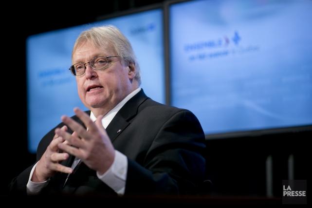 Le ministre de la Santé et des Services... (Photo: La Presse)