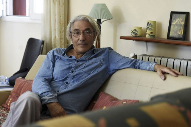 Boualem Sansal... (PHOTO AFP)