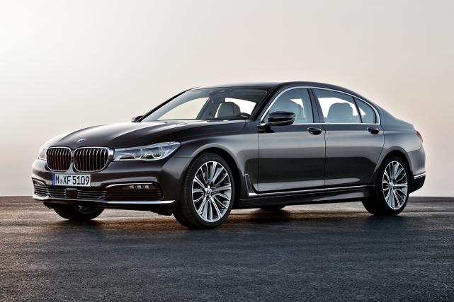 BMW introduirait son nouveau moteur à quatre turbocompresseurs... (Photo fournie par BMW)