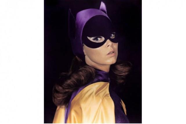 Yvonne Craig dans Batman.... (PHOTO TIRÉE D'IMDB)