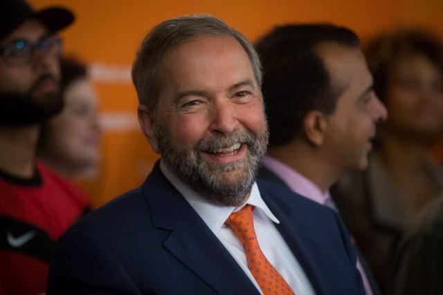 «Ces résultats sont très encourageants, mais les appuis... (Photo Darryl Dyck, La Presse Canadienne)