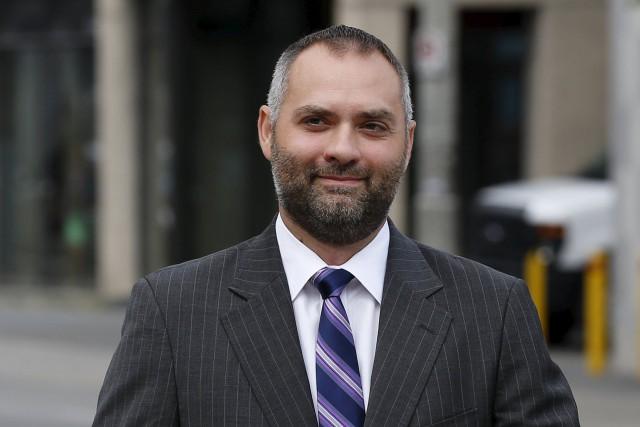 L'ancien avocat du Cabinet du premier ministre, Benjamin... (Photo Chris Wattie, Reuters)