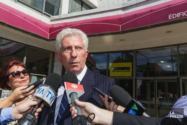 Le chef du Bloc québécois, Gilles Duceppe... (PHOTO ULYSSE LEMERISE, COLLABORATION SPÉCIALE)