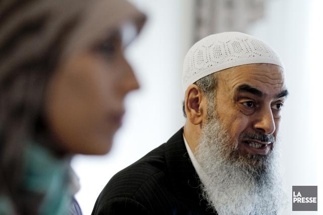 Un des leaders de la communauté musulmane du... (Photothèque La Presse)