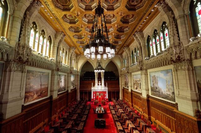«Il serait plus que temps que le Sénat... (Photo Chris Wattie, archives Reuters)