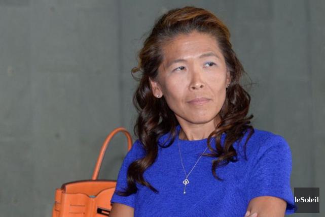 Le départ de Me Lu Chan Khuong vient... (Le Soleil, Jean-Marie Villeneuve)
