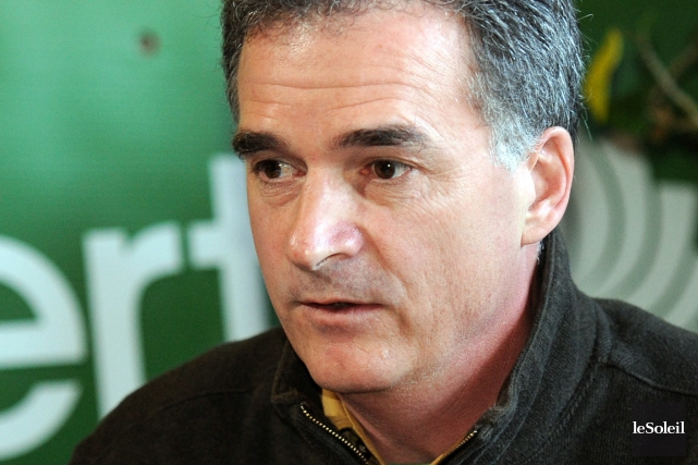 Jean Cloutier croit qu'il est possible d'être vert... (Photothèque Le Soleil, Erick Labbé)