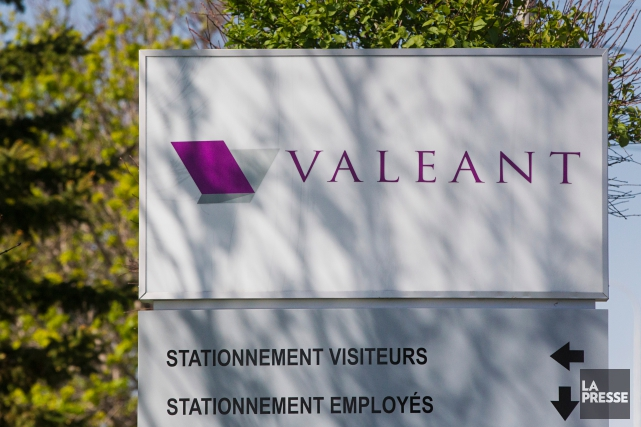 Valeant envisage de vendre sa division «Neurosciences», qui... (PHOTO IVANOH DEMERS, ARCHIVES LA PRESSE)
