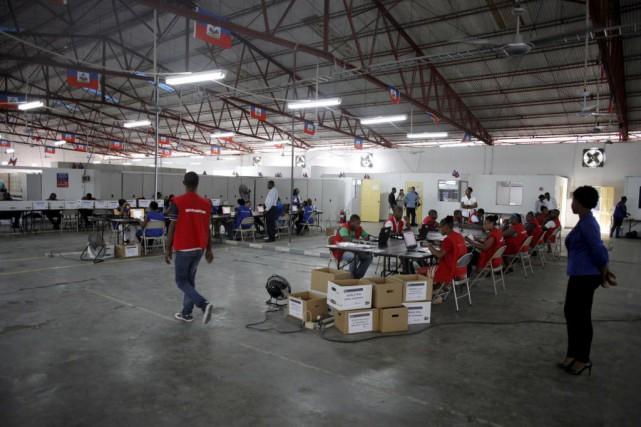 Ces élections législatives sont le premier scrutin organisé... (Photo Andres Martinez Casares, Reuters)