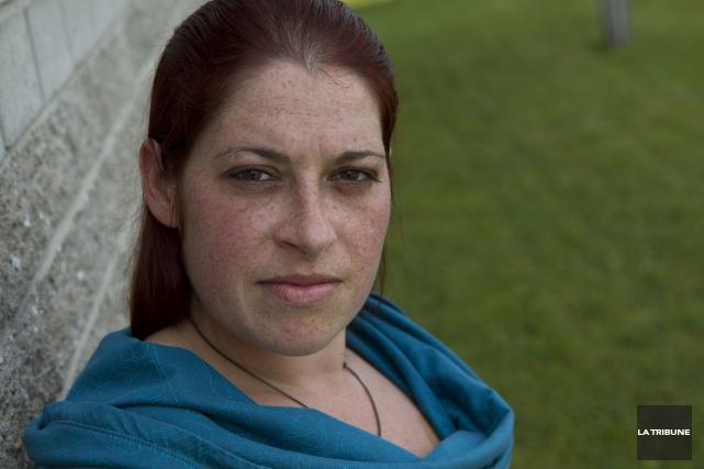 Une Sherbrookoise s'est vu interdire la baignade à la plage municipale de... (IMACOM, RENÉ MARQUIS)
